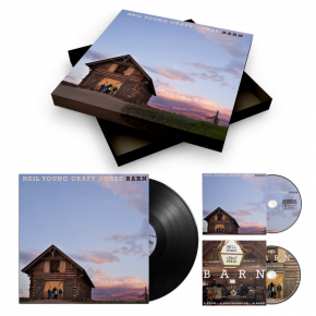 Barn - LP+CD+Blu-Ray (Boxset) / Neil Young | Crazy Horse / 2021