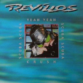 """Yeah Yeah / Scuba Scuba / Crush - 12"""" / Revillos / 1994"""