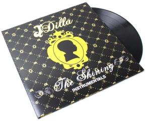 The Shining Instrumentals - 2LP / J Dilla / 2016