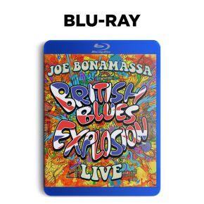 British Blues Explosion Live - Blu-Ray / Joe Bonamassa / 2018