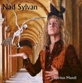 Spiritus Muindi - CD / Ned Sylvan / 2021