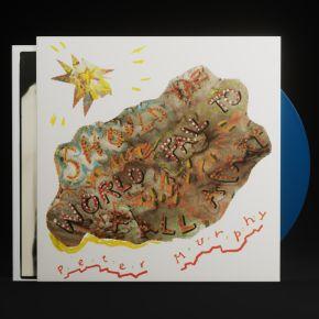 Should The World Fail To Fall Apart - LP (Blå Vinyl) / Peter Murphy / 1986/2021