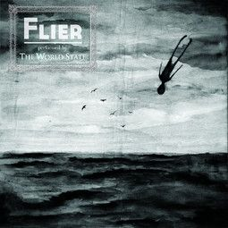 """Flier - 10"""" / The World State / 2013"""