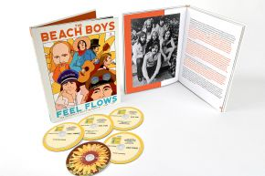 Feel Flows: The Sunflower & Surf's Up Sessions 1969-1971 - 5CD (Boxset) / The Beach Boys / 1970/1971/2021