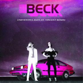 Uneventful Days (St. Vincent Remix) - 7'' (RSD 2020 Vinyl) / Beck / 2020