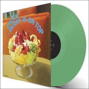 Berry Is On Top - LP (Grøn Vinyl) / Chuck Berry  / 2021