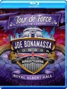 Tour De Force Live In London / Royal Albert Hall - bluray / Joe Bonamassa / 2013