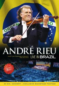 Live In Brazil - dvd / Andre Rieu / 2013