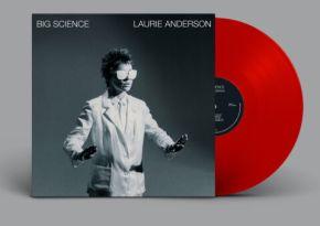 Big Science - LP (Farvet Vinyl) / Laurie Anderson / 1982 / 2021