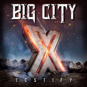 Testify X - CD / Big City / 2021