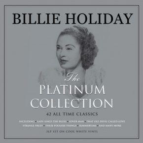 The Platinum Collection - 3LP (Hvid vinyl) / Billie Holiday / 2017