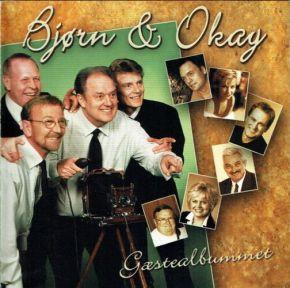 Gæstealbummet - CD / Bjørn Og Okay