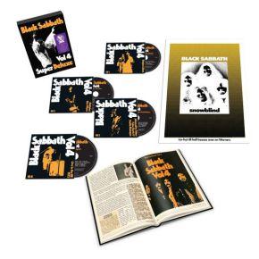 Vol. 4 - 4CD (Super Deluxe Bokssæt) / Black Sabbath / 1971/2021