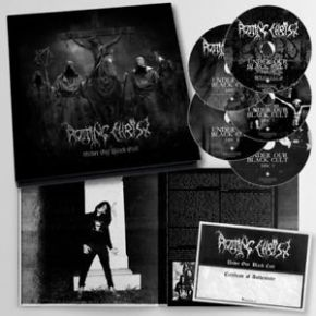 Under Our Black Cult - 5CD (Deluxe book set) / Rotting Christ / 2018