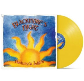 Nature's Light - LP (Gul vinyl) / Blackmore's Night / 2021