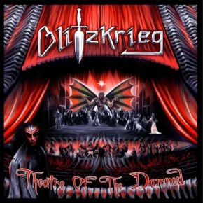 Theatre Of The Damned - LP / Blitzkrieg / 2021