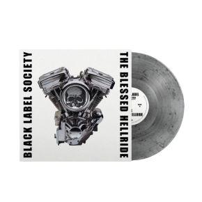 Blessed Hellride - LP (Grå Vinyl) / Black Label Society / 2003/2021