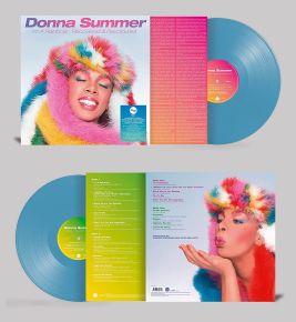 I'm A Rainbow (Recovered & Recoloured) - LP (Gennemsigtig Blå Vinyl) / Donna Summer / 1981/2021