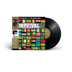 Survival - LP (Half Speed Mastering Vinyl) / Bob Marley & The Wailers / 1979 / 2020