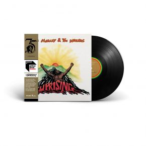 Uprising - LP (Half-speed mastered Vinyl) / Bob Marley & The Wailers / 1980 / 2020