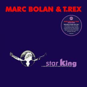 Star King - LP (RSD 2021 Rød Vinyl) / Marc Bolan & T-Rex / 2021