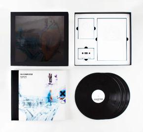 Ok Computer Oknotok 1997-2017 - 3LP + Bånd + Bog m.m. (Boxed edition) / Radiohead / 1997 / 2017