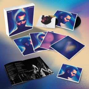 "Afterglow - LP + CD + 7"" + Bog + Prints (Super Deluxe Box Set) / Ásgeir / 2017"