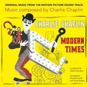 Modern Times (Original Music From The Motion Picture Sound Track) - CD / Alfred Newman / 1959 / 2018