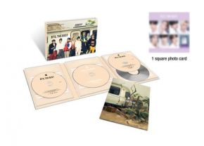BTS, The Best (Limited Edition B) - 2CD+2DVD / BTS / 2021