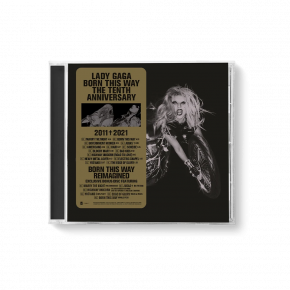 Born This Way - 2CD / Lady Gaga / 2011/2021