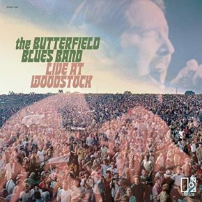 Live At Woodstock - 2LP / The Paul Butterfield Blues Band / 2020
