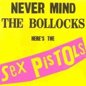Never Mind The Bollocks - CD / Sex Pistols / 1977 / 2012