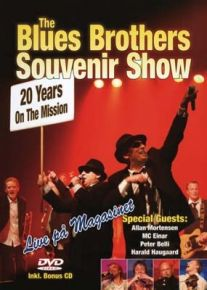 20 Years On The Mission - DVD+CD / The Blues Brothers Souvenir Show / 2008