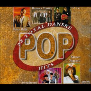 32 Total Danske Pop Hits - 2CD / Various / 2002