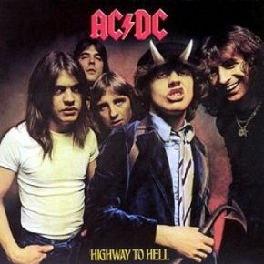 Highway To Hell - LP / AC/DC / 1979/2003
