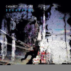 Dekadrone - 2LP (Hvid Vinyl) / Cabaret Voltaire / 2021