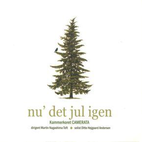 Nu' Det Jul Igen - CD / Kammerkoret Camerata / 2008
