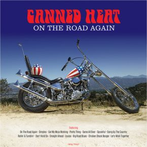 On The Road Again - LP / Canned Heat / 2020