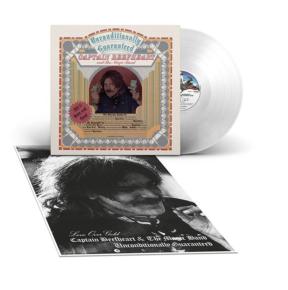Unconditionally Guaranteed - LP (RSD 2021 Klar Vinyl) / Captain Beefheart & The Magic Band / 1974/2021