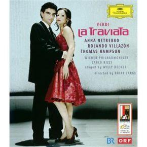 La Traviata - Blu-Ray / Verdi   Netrebko   Villazon / 2006