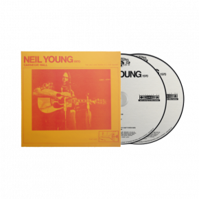 Carnegie Hall 1970 - 2CD / Neil Young / 1974/2021