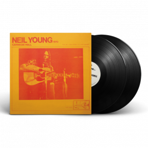 Carnegie Hall - 2LP / Neil Young / 1974/2021