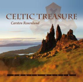 Celtic Treasure - CD / Carsten Rosenlund / 2010