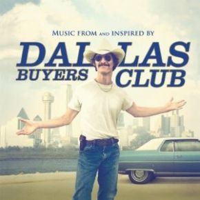 Dallas Buyers Club - 2LP (guld og blå vinyl) / 2012/2013