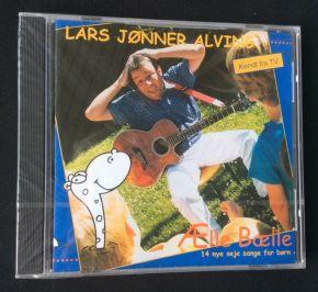 Ælle Bælle - 14 nye seje sange for børn - CD / Lars Jønner Alving / 1999
