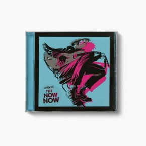 The Now Now - CD / Gorillaz / 2018
