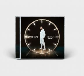 The Time Is Now - CD (Deluxe) / Craig David / 2018