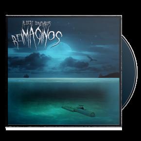 Re Imaginos - CD / Albert Bouchard / 2020