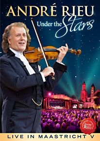 Under The Stars - Bluray / Andre Rieu / 2011