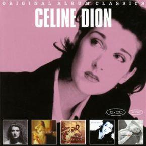 Original Album Classics - 5CD (Boxset) / Celine Dion / 2011